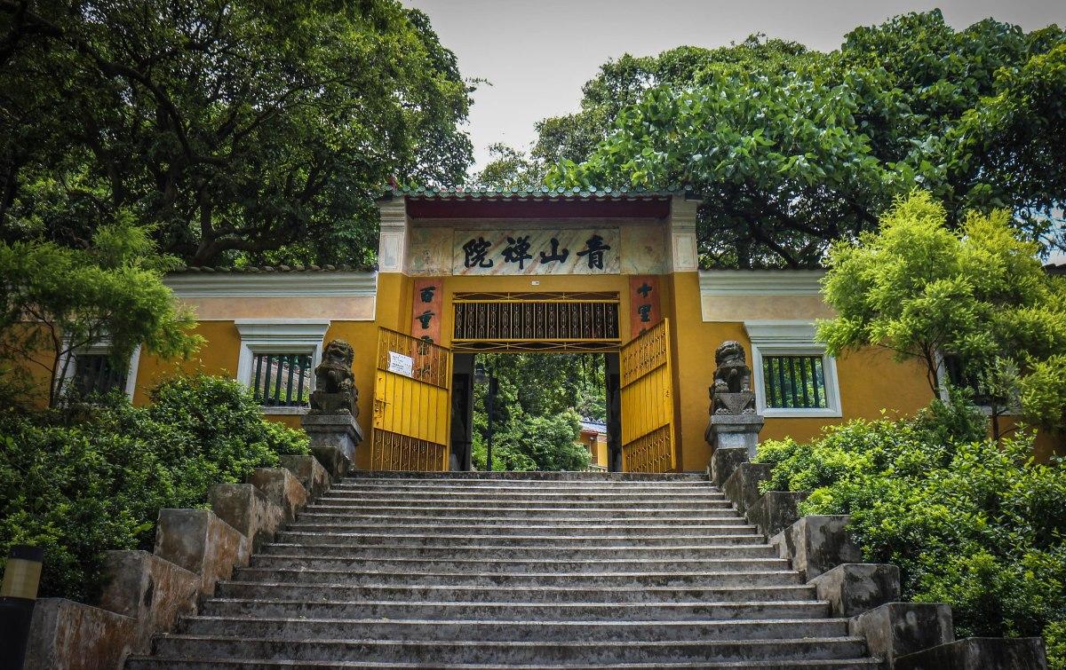 A Spiritual Hike – Castle Peak & Tsing Shan Monastery (Part1)