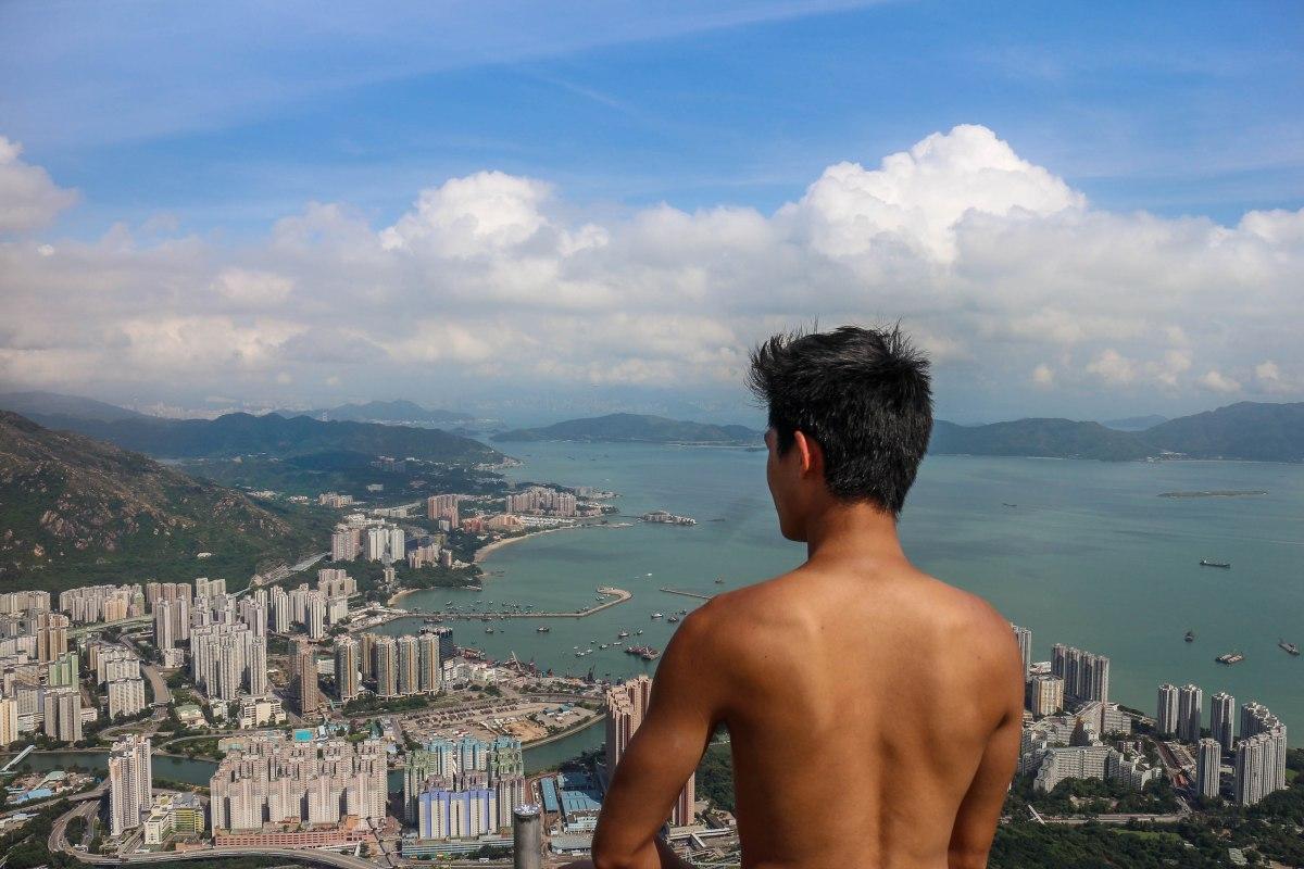 A Spiritual Hike – Castle Peak & Tsing Shan Monastery (Part2)